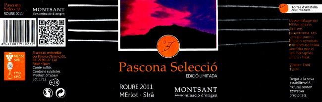 Baronia-dEntenca_Pascona-Seleccio-2011