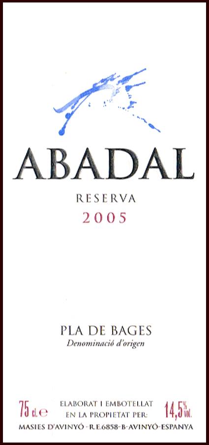 Masies-dAvinyo_Abadal-Reserva-2005