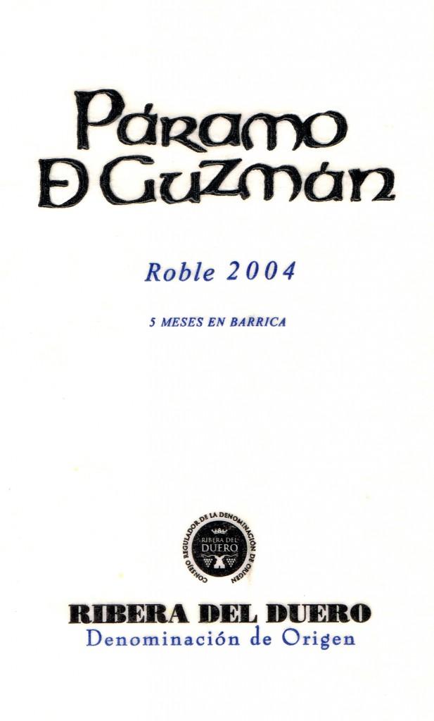 Nuestras-Cepas_Paramo-de-Guzman-Roble-2004