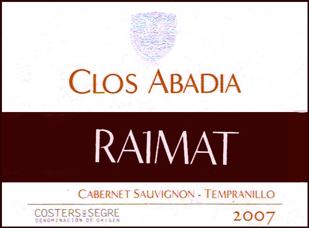 Raimat_Clos-Abadia-2007