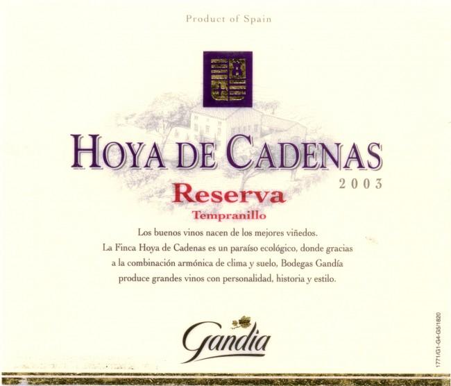 Vicente-Gandia-Pla_Hoya-de-Cadenas-Reserva-2003