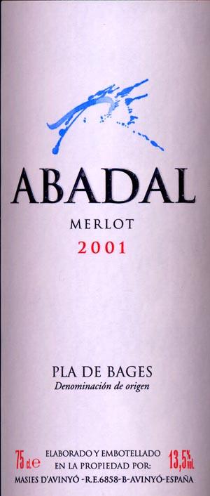 Masies-dAvinyo_Abadal-Merlot-2001