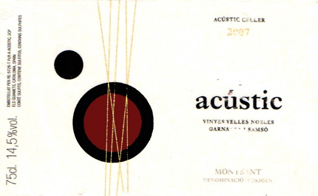 Acustic-SCP_Acustic-Vinyes-Velles-2007