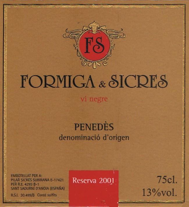 Pilar-Sicres-Subirana_Formiga-Sicres-Reserva-2001
