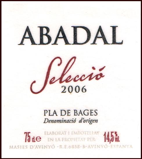 Masies-dAvinyo_Abadal-Seleccio-2006