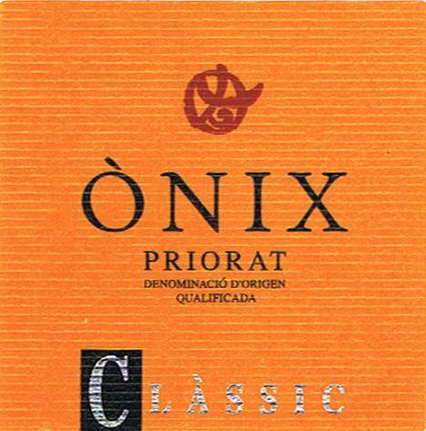 Vinìcola del Priprat SCCL_Ònix Clàssic 2011