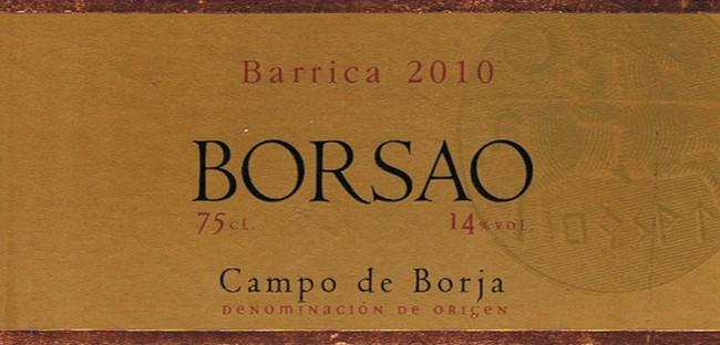 Bodegas Borsao_Borsao Barrica 2010