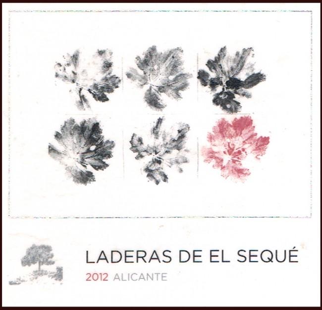 Bodegas y Viñedos El Sequé_Laderas de el Sequé 2012