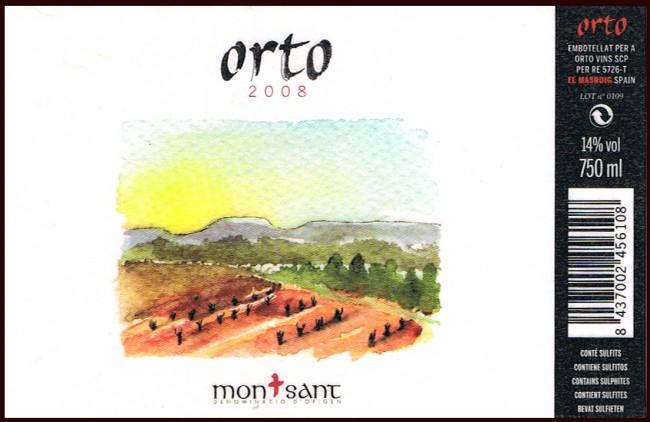 Orto Vins SCP_Orto 2008