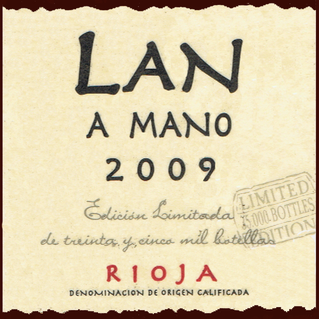 Bodegas Lan SA_Lan A Mano 2009