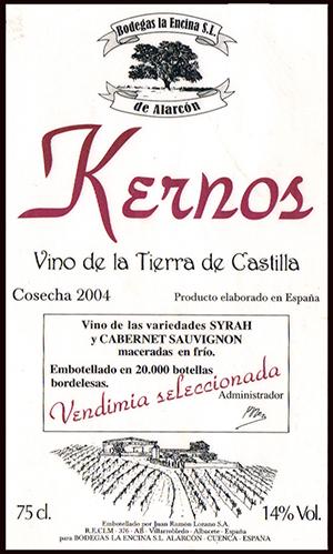 Bodegas-la-Encina-de-Alarcon_Kernos-2004