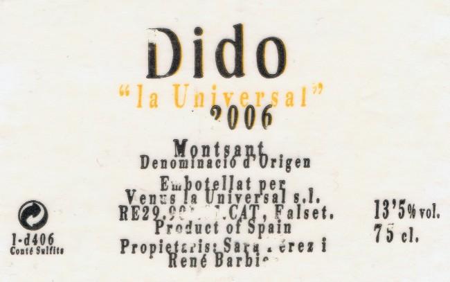 Venus-La-Universal_Dido-2006