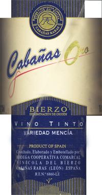 Vinicola-del-Bierzo_Cabanas-Oro-2005