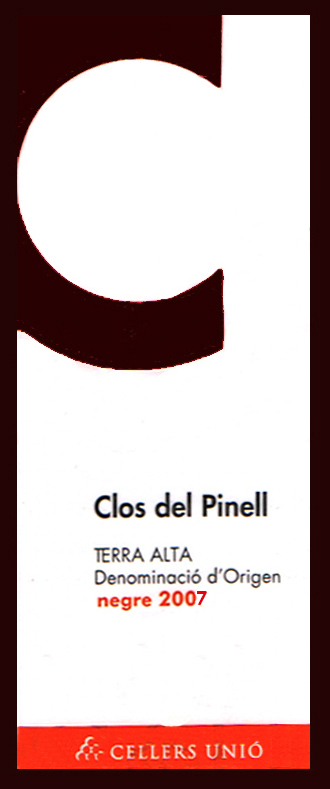 Cellers-Unio_Clos-del-Pinell-2007
