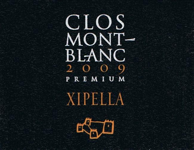 Clos-Montblanc_Xipella-2009