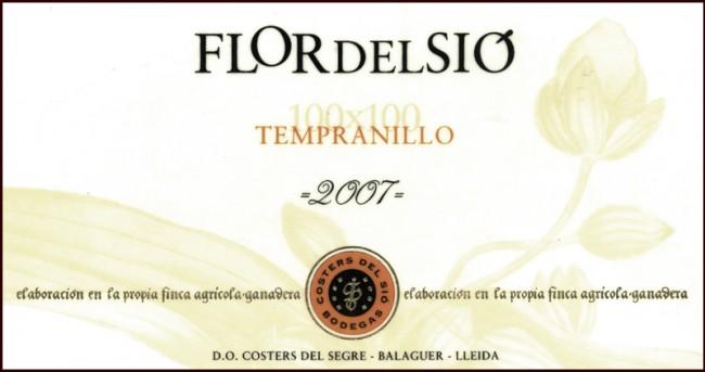 Costers-del-Sio_Flor-del-Sio-2007