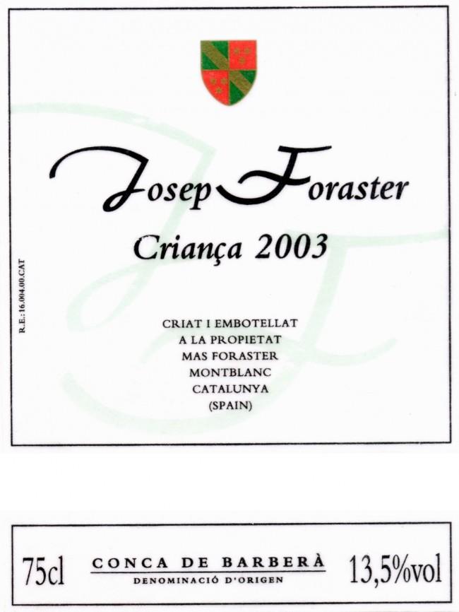 Masia-Foraster_Josep-Foraster-Crianca-2003