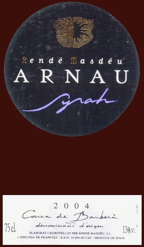 Rende-Masdeu_Arnau-Syrah-2004