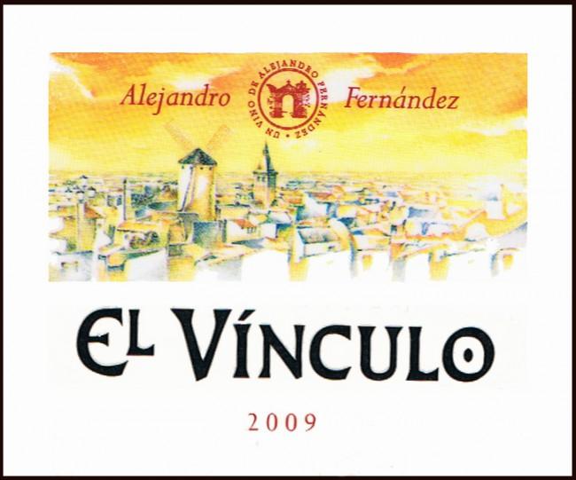 Alejandro Fernández_El Vínculo 2009