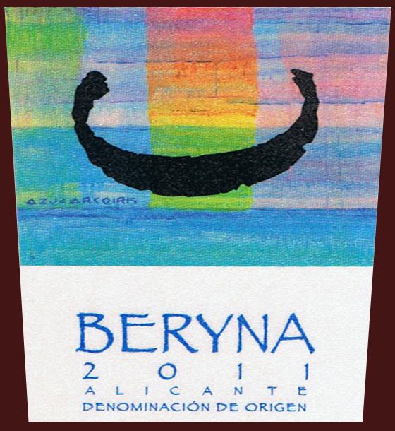 Bodegas Bernabé Navarro_Beryna 2011