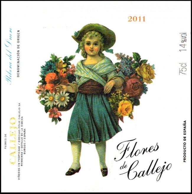 Bodegas Félix Callejo SA_Flores de Callejo 2011