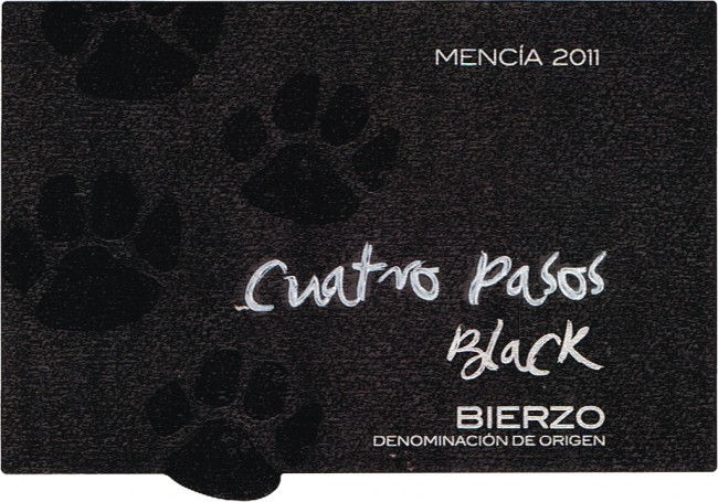 Bodegas Martín Códax SA_Cuatro Pasos Black 2011