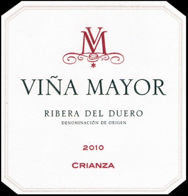 Viña Mayor Crianza 2010