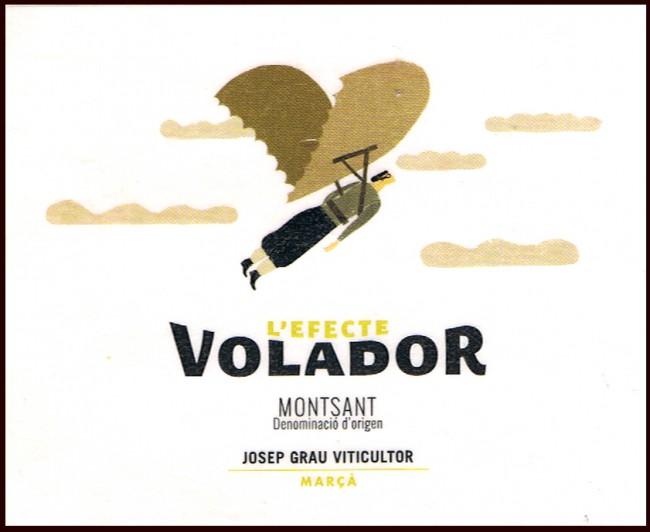 Josep Grau Viticultor SL_LEfecte Volador 2014