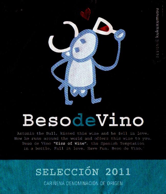 Grandes Vinos y Viñedos SA_Beso de Vino 2011