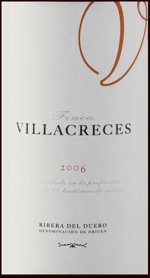 Finca Villacreces SL_Finca Villacreces 2006