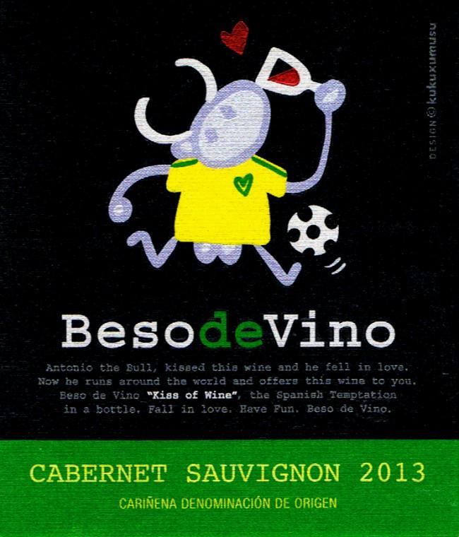Grandes Vinos y Viñedos SA_Deso de Vino 2013