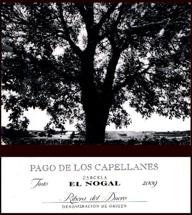 Pago de los Capellanes SA_El Nogal 2009