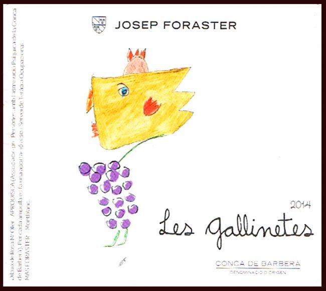 Josep Foraster SL_Les Gallinetes 2014