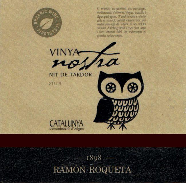 Ramón Roqueta SL_Vinya Nostra Nit de Tardor 2014
